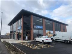 TO LET: First Floor Offices, Crabtree Street, Furthergate Industrial Estate, Blackburn