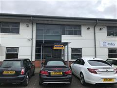 TO LET: Unit 20, Trident Park, Trident Way, Blackburn